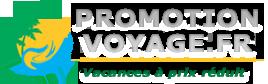Logo Promotion Voyage