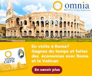 Pass de Voyage pour Rome et Vatican