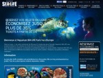 Agence Aquarium Sea Life Logo