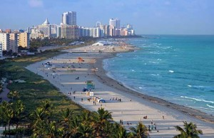 Miami South Beach aux USA