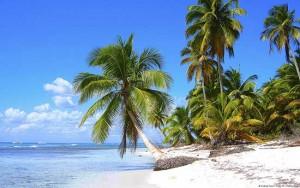 Plage de Saona en République dominicaine