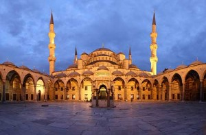 Mosquée bleue Sultan ahmet Istanbul