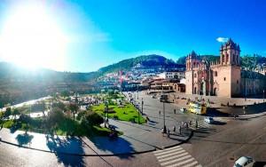 Arequipa capitale du Pérou