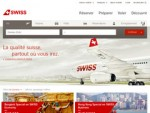 Logo Swiss International Airlines