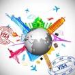 déplacements professionnel et affaires