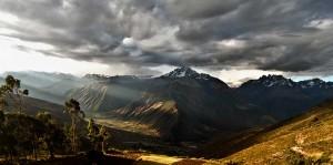 Provinces des Andes L'Equateur