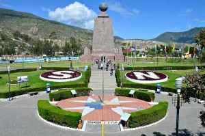 Le monument La Mitad del Mundo