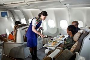Air France nouvelles cabines