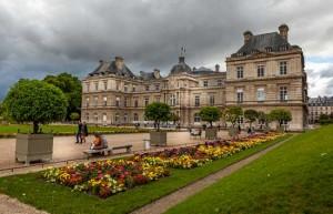 Le jardin Public du Luxembourg Saint-Germain-des-Prés
