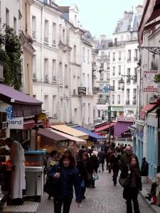 rue Mouffetard 5ᵉ arrondissement de Paris