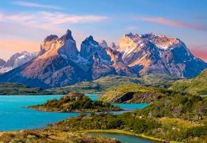 Parc national Torres del PaineSite WebItinéraire