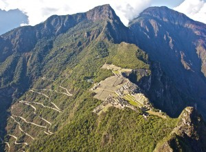 Sentier des Incas