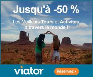 meilleures attractions touristiques