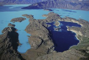 glacier upsala lac Argentino