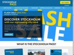 Agence Stockholm Pass