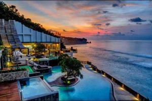 l'Ile Bénie en Indonésie Bali