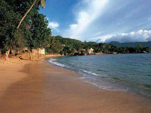 Hotel romantique Seychelles