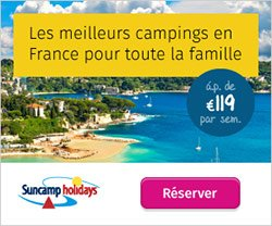 vacances camping en mobile home