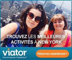 Pass d'attraction Viator  aux activités touristiques