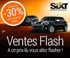 Location Voiture Pas Cher Sixt France