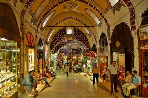 Bazar Kapali Carsi d'Istanbul