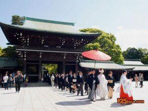 sanctuaire shintoïste Meiji