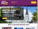 Logo New Orleans Pass