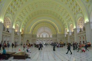 gare ferroviaire Union Station
